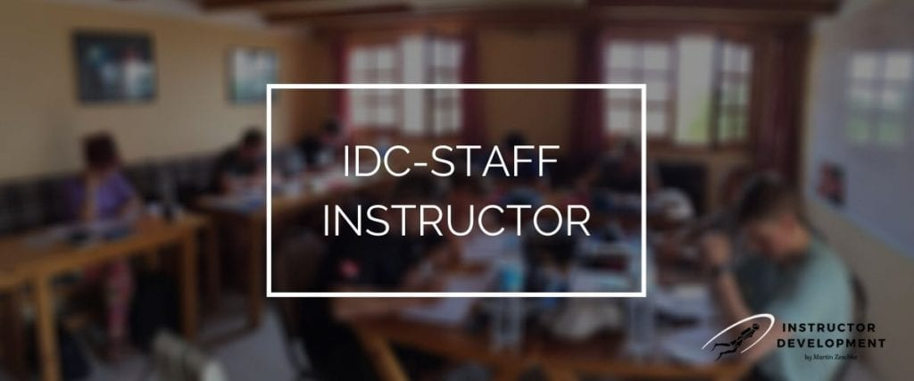 IDC Staff instructor 1