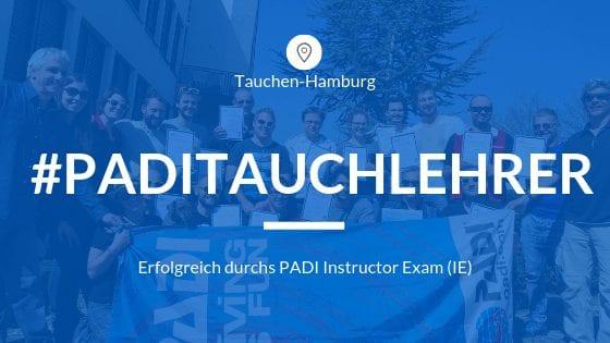 PADI Instructor Development - Instructor Exam